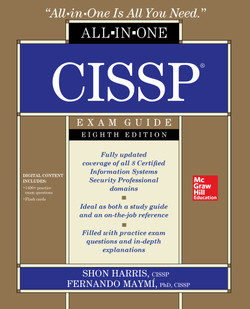 CISSP All-in-One Exam Guide, Eighth Edition, 8th Edition