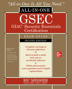 GSEC GIAC Security Essentials Certification All-in-One Exam Guide, Second Edition, 2nd Edition