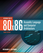 Cover of Introduction to 80x86 Assembly Language and Computer Architecture, 3rd Edition