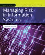 Cover of Managing Risk in Information Systems, 2nd Edition
