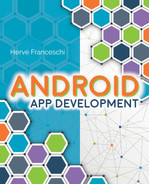 Cover of Android App Development
