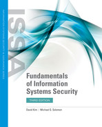 Cover of Fundamentals of Information Systems Security, 3rd Edition
