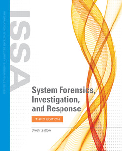 System Forensics, Investigation, and Response, 3rd Edition