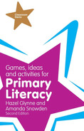 Cover of Games, Ideas and Activities for Primary Literacy, 2nd Edition