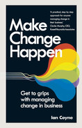 Cover of Make Change Happen