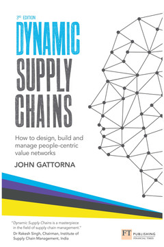 Dynamic Supply Chains, 3rd Edition