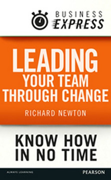 Business Express: Leading your team through change