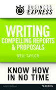 Cover of Business Express: Writing compelling reports and proposals