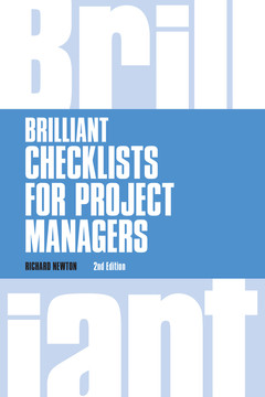 Brilliant Checklists for Project Managers, 2nd Edition