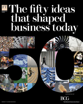 The 50 Ideas that Shaped Business Today