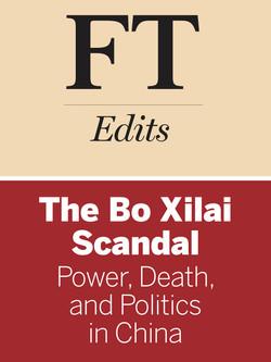 The Bo Xilai Scandal ePub eBook