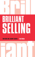 Cover of Brilliant Selling