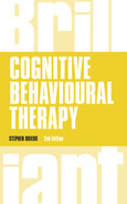 Cover of Cognitive Behavioural Therapy