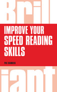 Cover of Improve your speed reading skills