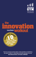 Cover of The Innovation Workout
