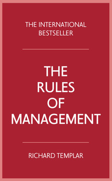 The Rules of Management, 4th Edition