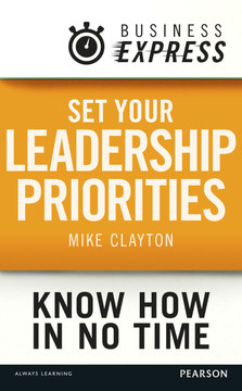Business Express: Set your Leadership priorities