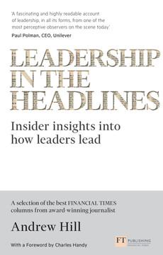 Leadership in the Headlines