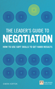 The Leader's Guide to Negotiation
