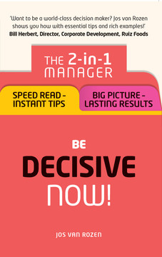 how to be decisive