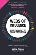 Cover of Webs of Influence: The Psychology of Online Persuasion, 2nd Edition