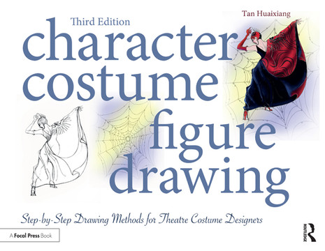 Character Costume Figure Drawing, 3rd Edition