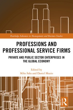 Professions and Professional Service Firms