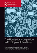 Cover of The Routledge Companion to Employment Relations