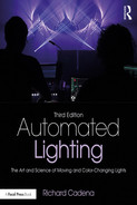 Cover of Automated Lighting, 3rd Edition