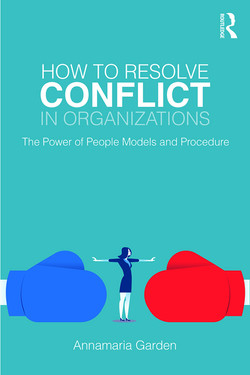 How to Resolve Conflict in Organizations