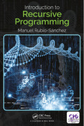 Cover of Introduction to Recursive Programming