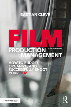 Film Production Management, 4th Edition