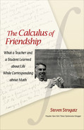 Cover of The Calculus of Friendship