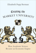 Cover of Creating the Market University