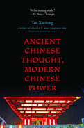 Cover of Ancient Chinese Thought, Modern Chinese Power