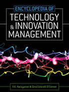 Cover of Encyclopedia of Technology and Innovation Management