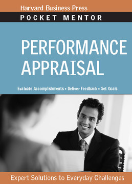 Performance Appraisal: Expert Solutions to Everyday Challenges
