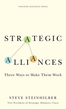 Strategic Alliances: Three Ways to Make Them Work