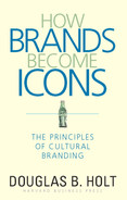 Cover of How Brands Become Icons: The Principles of Cultural Branding