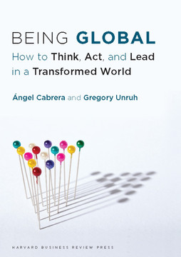 Being Global: How to Think, Act, and Lead in a Transformed World