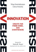 Cover of Reverse Innovation: Create Far From Home, Win Everywhere