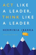 Cover of Act Like a Leader, Think Like a Leader