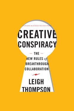 Creative Conspiracy: The New Rules of Breakthrough Collaboration