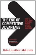 Cover of The End of Competitive Advantage: How to Keep Your Strategy Moving as Fast as Your Business