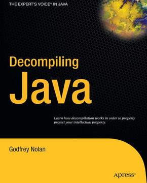Decompiling Java