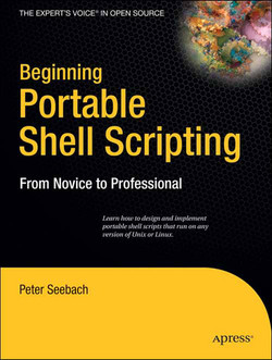 Beginning Portable Shell Scripting: From Novice to Professional