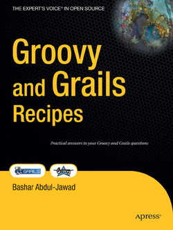 Groovy and Grails Recipes