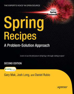 Spring Recipes, Second Edition