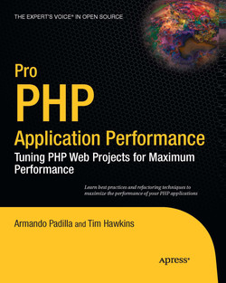 Pro PHP Application Performance Tuning PHP Web Projects for Maximum Performance