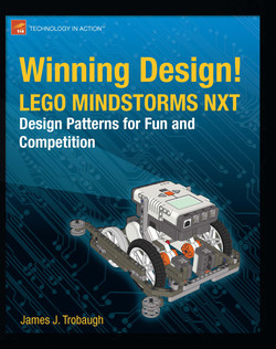 Winning Design!: LEGO MINDSTORMS NXT Design Patterns for Fun and Competition